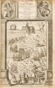 Fuller (Thomas) The Historie of the Holy Warre, first edition, 1639.
