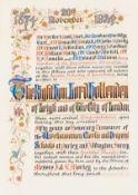 Warehousemen, Clerks and Drapers Schools.- Samuel Hope Morley (Samuel, first Baron Hollenden) …