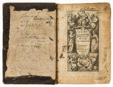 Scottish ownership.- Bible, Greek.- Hē Kainē Diathēkē Novum testamentum, first Cambridge of the …