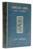 China.- Thomson (John) Through China with A Camera, 1899.
