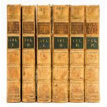 Spain.- Italy.- Swinburne (Henry) Travels through Spain, 2 vol., second edition, 1787; and an …