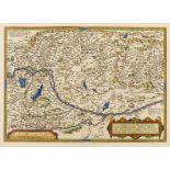 Hungary.- Ortelius (Abraham) Ungariae Loca Praecipua Recens Emendata atque Edita, per Ioannem …