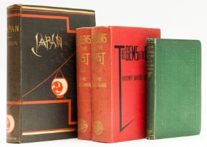 Asia.- Rein (J. J.) Japan: Travels and Researches, 1888; and others similar (4)