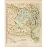 Atlases.- Mudie (Robert) Gilbert's Modern Atlas of the Earth, [c. 1840].