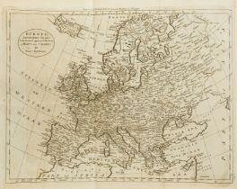Europe.- Barlow (Percival) The General History of Europe and Entertaining Traveller, W. and J. …