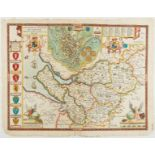 Cheshire.- Speed (John) The Countye Palatine of Chester with the most ancient Citie described, [c. …