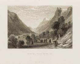 Europe.- Costello (Dudley) Piedmont and Italy, from the Alps to the Tiber, 2 vol., James S. …