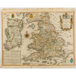 England and Ireland.- Speed (John) The Invasions of England and Ireland with al their Civill Wars …
