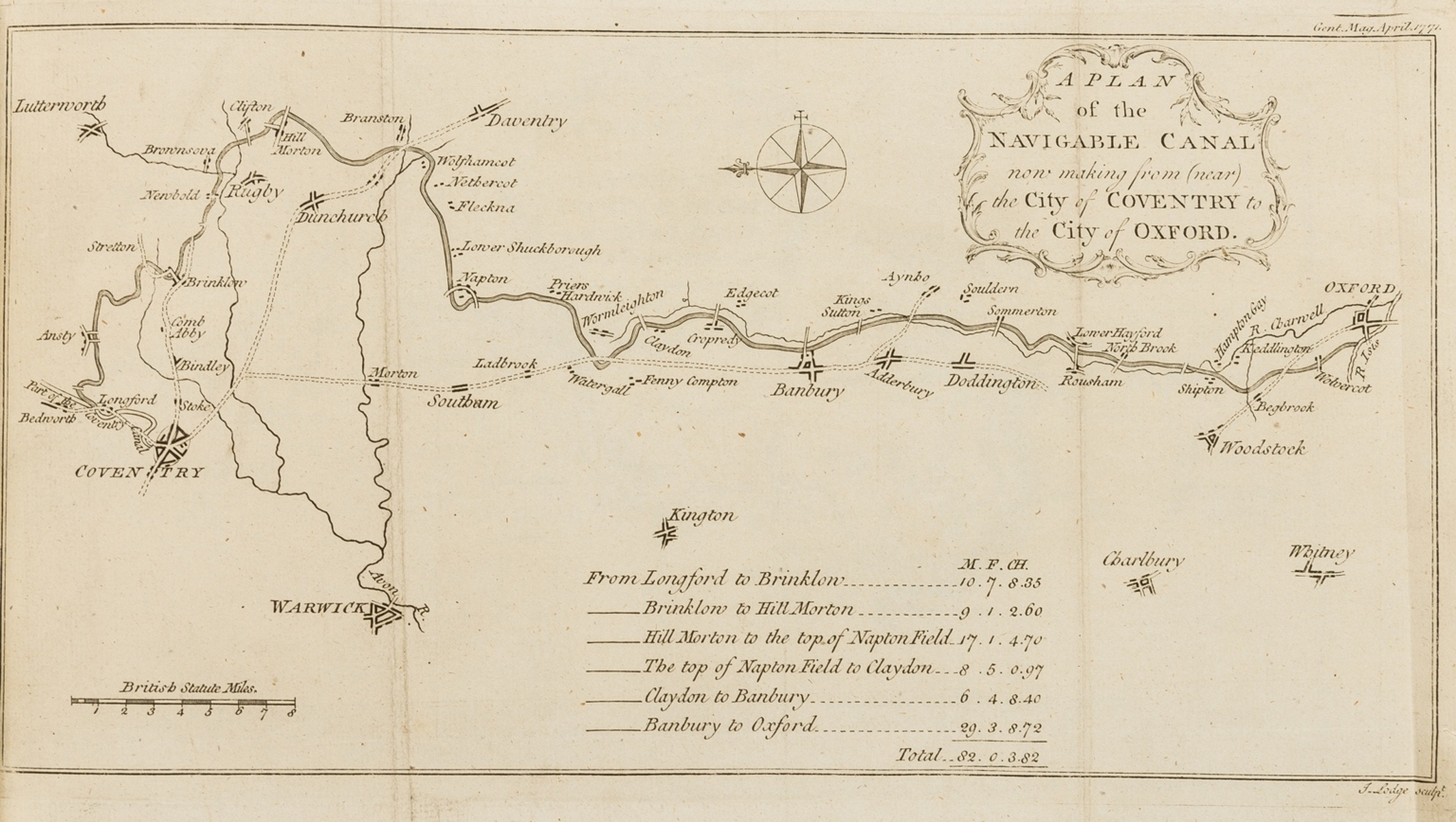 River & Canal Maps.- Whitworth (Robert) Collection of canal survey maps, [c. 1770]; and four …