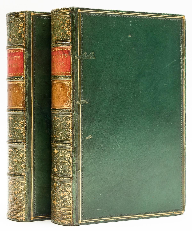 Sri Lanka.- Tennent (Sir James Emerson) Ceylon, an Account of the Island, Physical, Historical, …