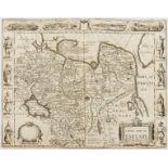 Asia.- Speed (John) A Newe Mape of Tartary, 1676.