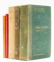 """China.- Guide to """"Peking"""", 1935; and 2 others similar (3)"""