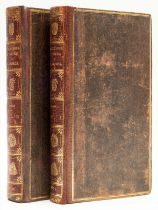 America.- Murray (Hugh) Historical Account of Discoveries and Travels in North America, 2 vol., …