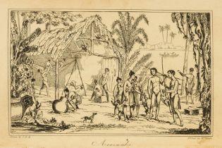 Americas.- Alexander (Capt. J. E.) Transatlantic Sketches, Comprising Visits to the Most …
