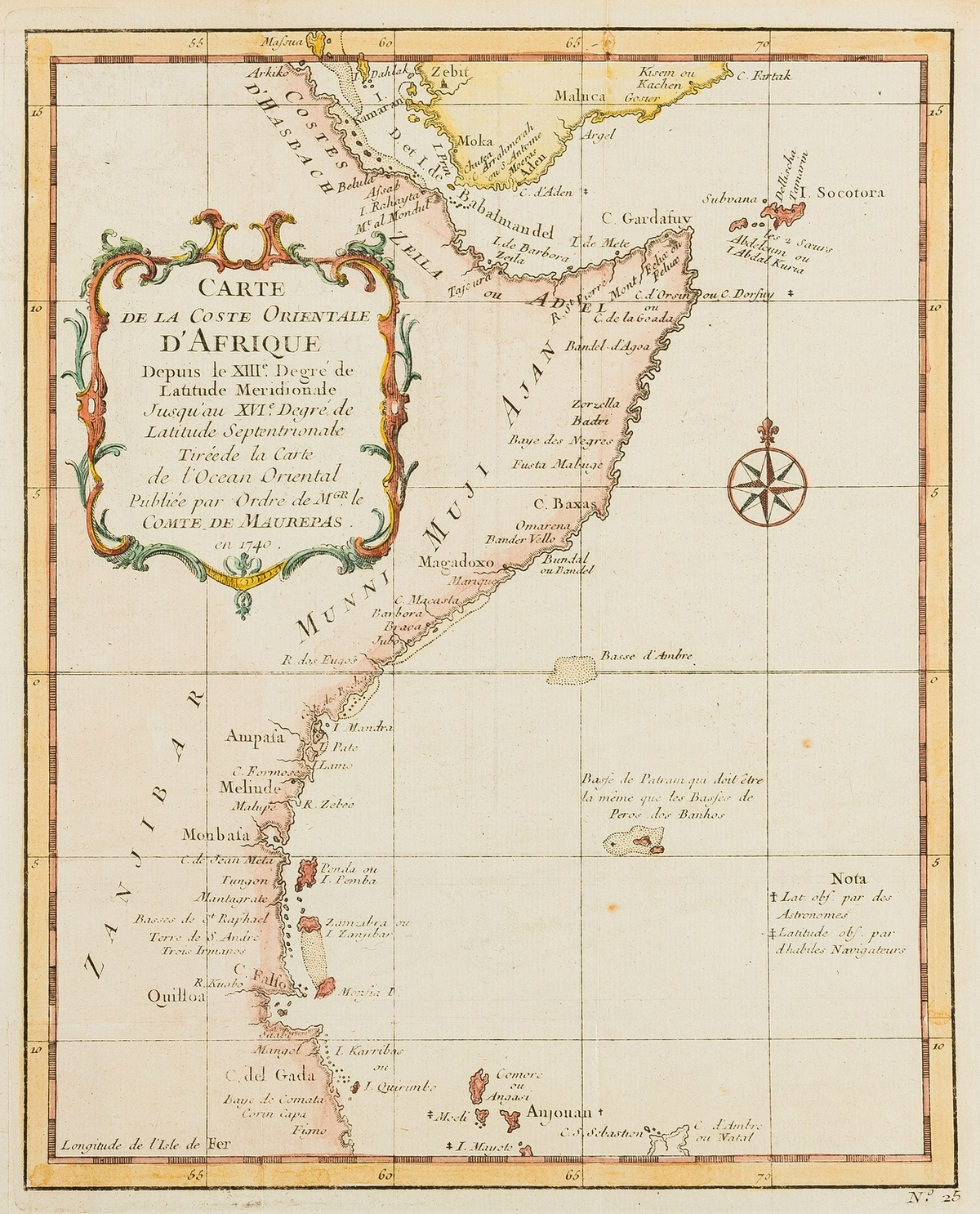 Africa.- Collection of 45 maps of Africa, 18th and 19th century (45)