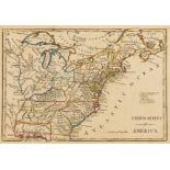 Atlases.- World.- Sharman (John, Dublin-based publisher) [Sharman's Geography], [c. 1810]