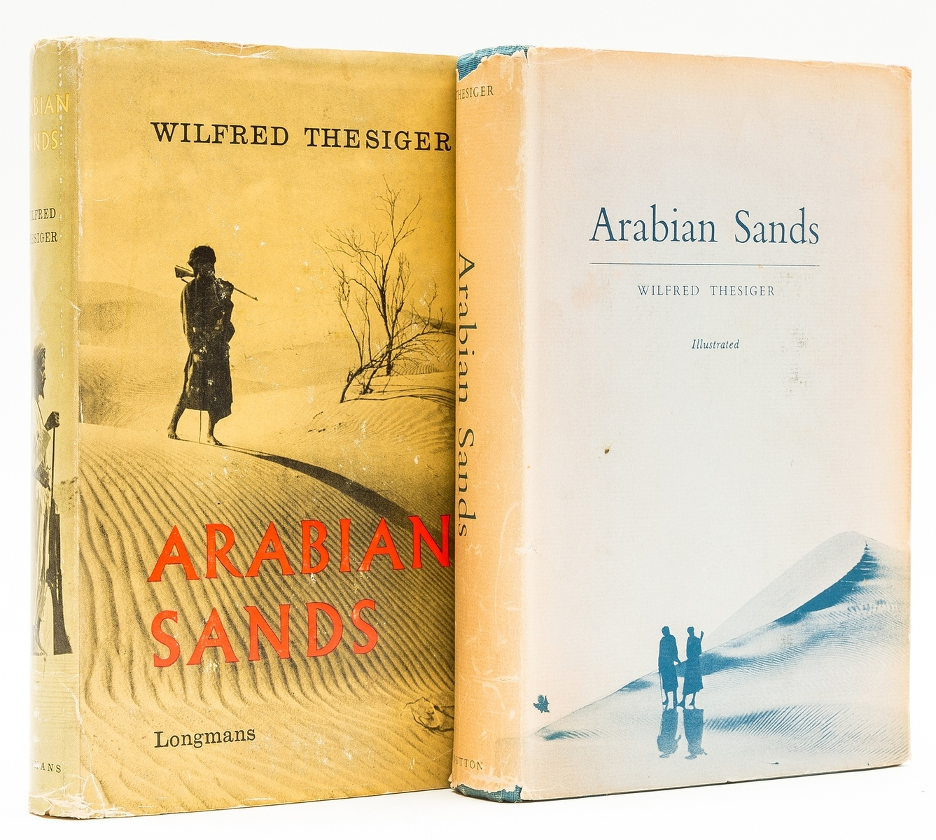 Middle East.- Thesiger (Wilfred) Arabian Sands, first edition, 1959; and an American first edition …