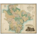 Atlases.- England.- Greenwood (C. & J.) Atlas of the Counties of England, from Actual Surveys Made …