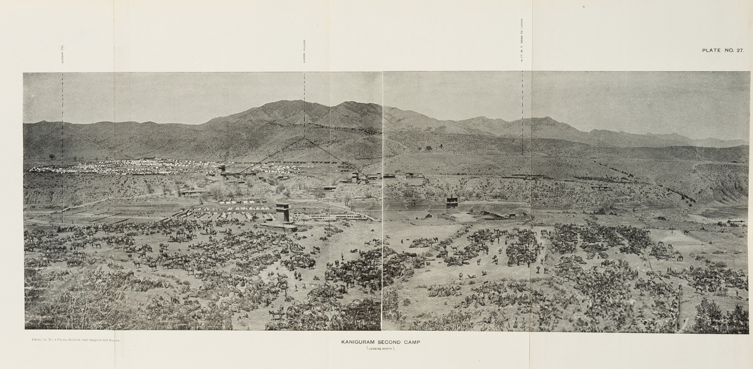 Pakistan.- Operations in Waziristan 1919-1920, Calcutta, Superintendent Government Printing, 1921.