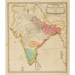 India.- Faden (William) An Epitome Geographical and Political of Hindoostan, 1788; and two others …