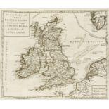 Britain.- Salmon (Thomas) Los Stato Presente di Tutti i Paesi, e Popoli del Mondo Naturale ... …
