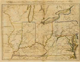 America.- Birkbeck (Morris) Notes on a Journey in America, from the Coast of Virginia to the …