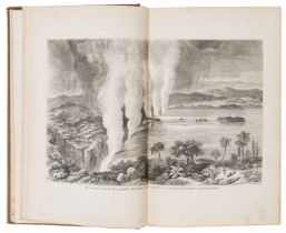 Africa.- Livingstone (David) Missionary Travels and Researches in South Africa, first American …