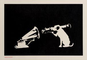 Banksy (b.1974) HMV