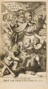 Seneca (Lucius Annaeus) Opera, quæ exstant, 3 vol., Amsterdam, Daniel Elzevier, 1672; and another …