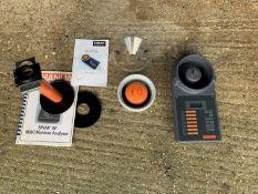 Sinar AP 6060 moisture analyser