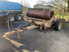 7.6m Cousins Sidewinder folding Cambridge rollers