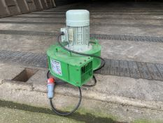 Martin Lishman 3 phase blower 1.5hp