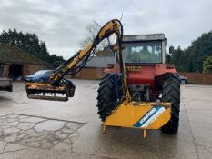 Bomford B467 flail, new pump 3 years ago but not used since due to upgrade