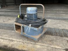Astwell 3 phase blower