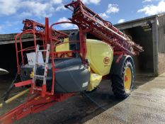 2015 Vicon IXTrack B36 24m trailed sprayer, 24m, 3.6 ton, 460/85R38 tyres with 90% tread