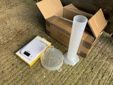 Martin Lishman/ Hanson hectolitre measure