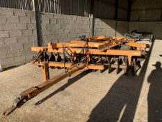 Simba Series 2B disc harrows