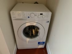 Indesit Innex washing machine - buyer to uninstall NO VAT