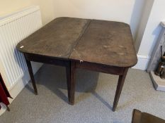 2 sided table NO VAT