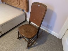 Rocking chair NO VAT