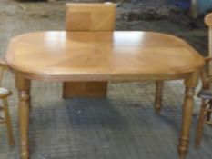 Extending dining table NO VAT