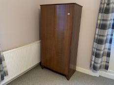 Double wardrobe NO VAT