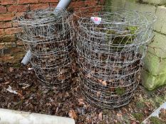 2 part rolls pig netting