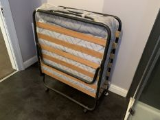 Single folding bed NO VAT