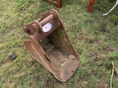 Digger bucket