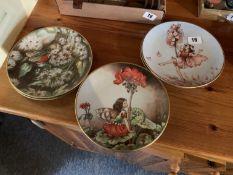 6 Gresham plates