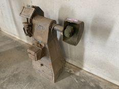 Viceroy 1ph pedestal buffer/grinder