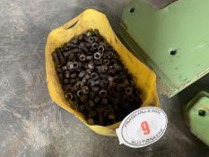 Tub of Dowdeswell nuts & bolts