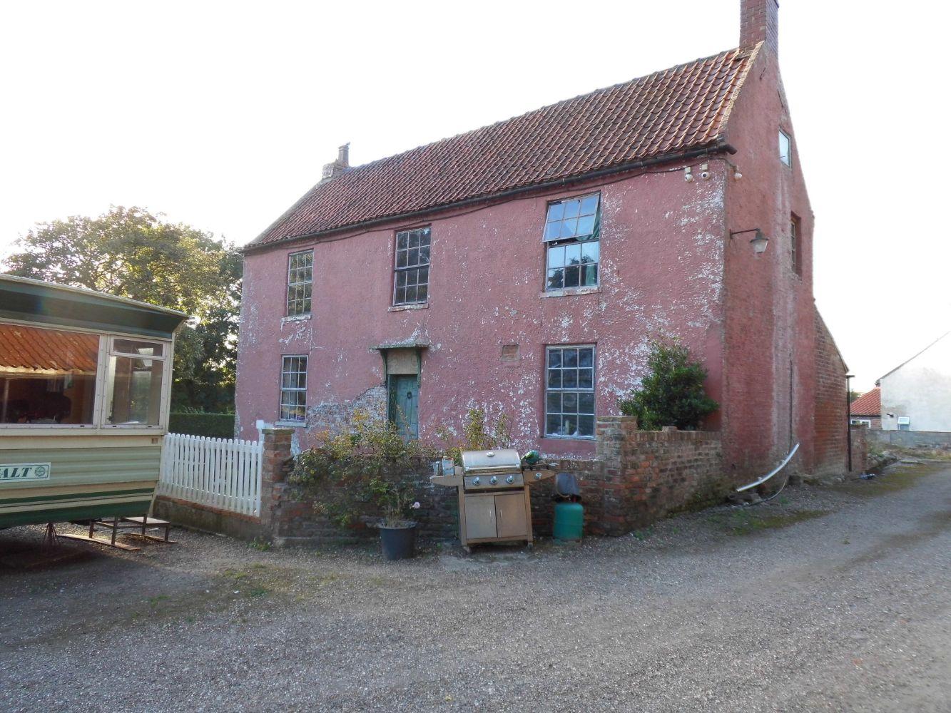 Auction of the Property Rectory Farm, Easington, Hull, HU12 0TN