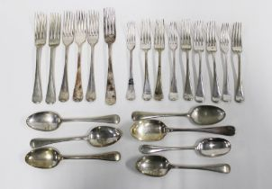 A collection of Epns flatware (a lot)